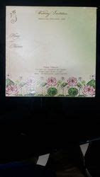 Wedding Cards in Hyderabad, Telangana   Get Latest Price