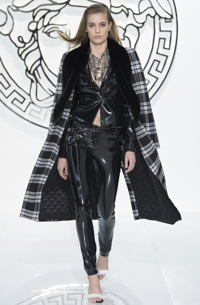 3 Coat VERSACE Women's FW1314