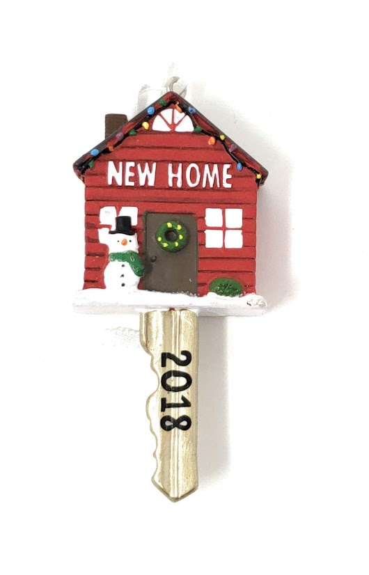 Top 2018 Our New Home Christmas Ornaments