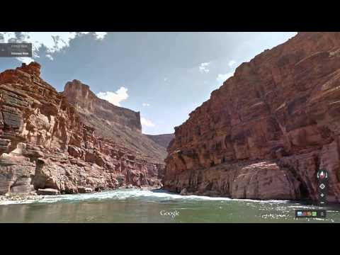 Google Street View Colorado River