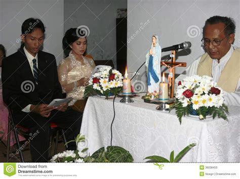 Christian wedding ceremony editorial stock photo. Image of