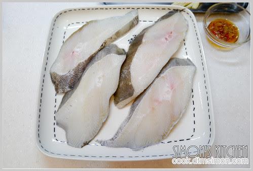 XO醬清蒸鱈魚02