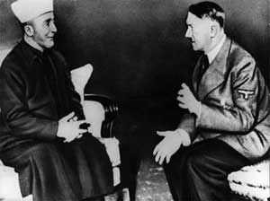 The Mufti with Hitler