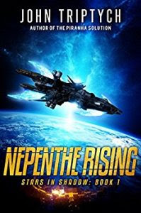 Nepenthe Rising by John Triptych