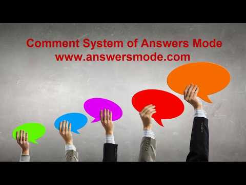 Answers Mode Contact Info & Number
