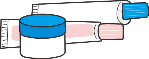 医療関係病院薬のイラスト無料イラストフリー素材