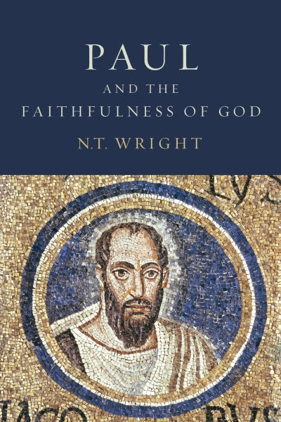 Preview of Wright's Tome on Paul