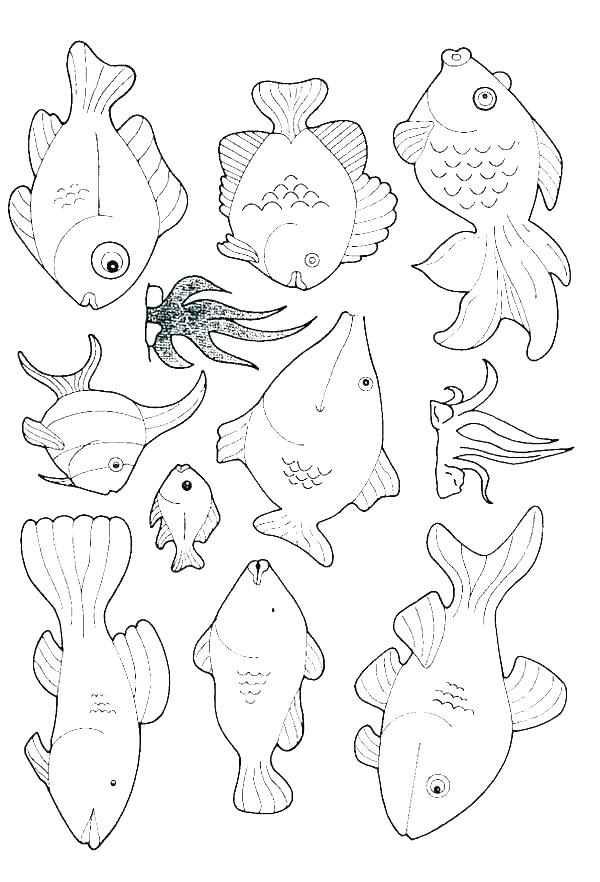 Tuna Coloring Pages at GetColorings.com | Free printable ...