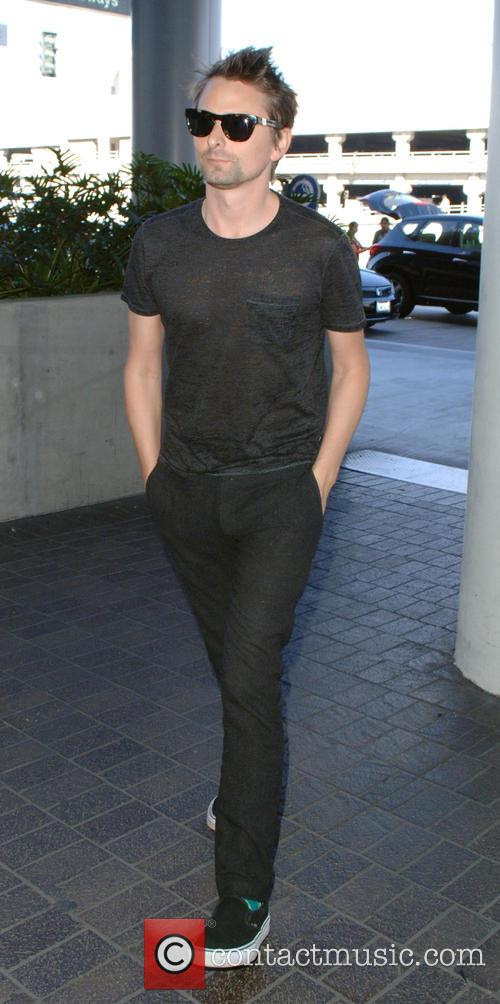 Matthew Bellamy, LAX