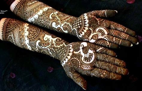 Different Styles of Bridal Mehendi ? India's Wedding Blog