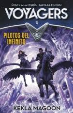 Pilotos del infinito (Voyagers IV) Kekla Magoon