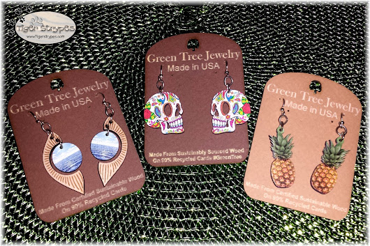 Go On an Adventure with Green Tree Jewelry #TigerStrypesBlog