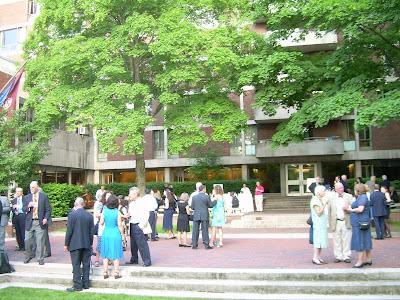 Harvard Extension Commencement activities