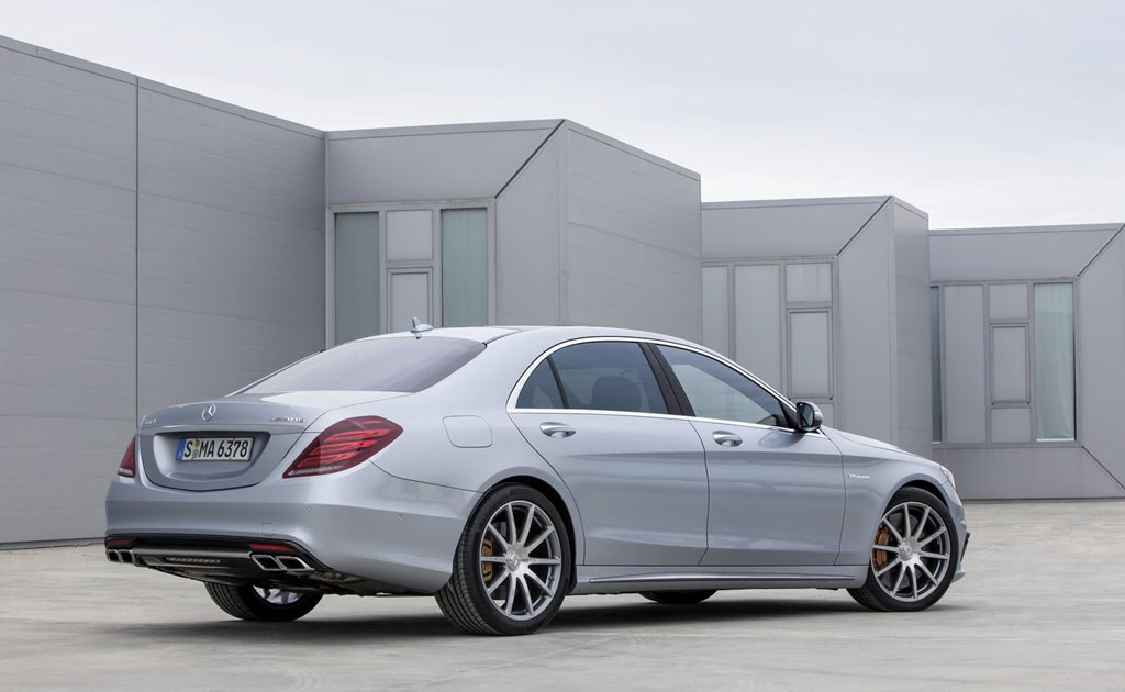 2014 Mercedes-Benz S65 AMG to have 630 HP - report | machinespider.com