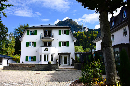 Villa Ludwig - A Great Hotel In Southern Germany - Hidden Mesa