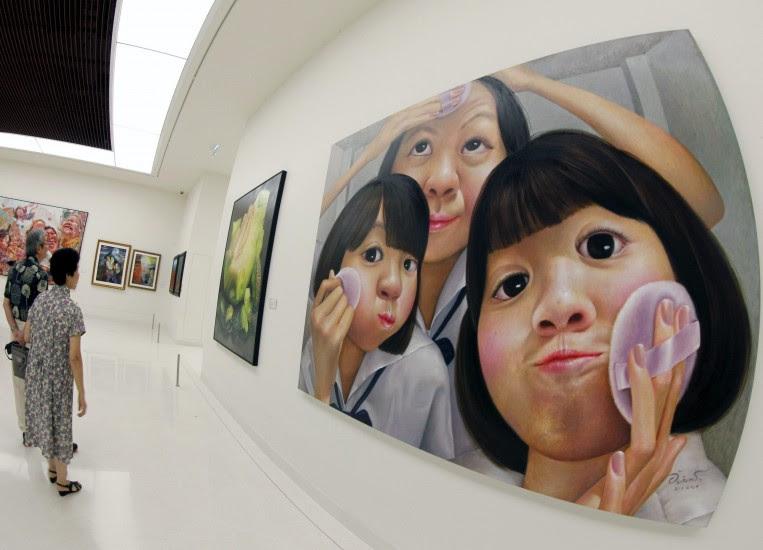 Pintura asiática