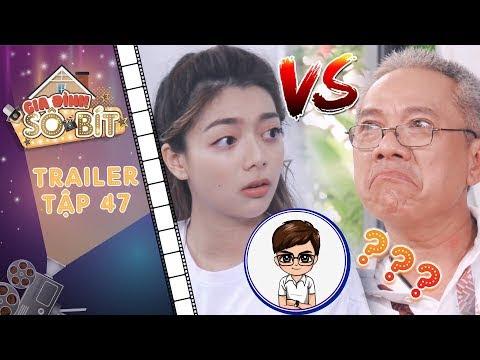 Gia đình sô - bít|Trailer tập 47:Bạch Dương xanh mặt khi bị ông Trọng phát hiện đi chơi với trai lạ?