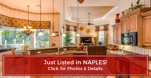 JUST LISTED! 7667 MULBERRY, NAPLES, FL