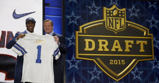How Cowboys landed 2018 NFL draft, including 'quiet and aggressive' efforts to oppose bathroom bill