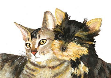Ulianka artist   bespoke portrait of yout pet. Pencil