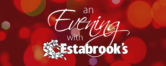 "Garden Newsletter #648 - Join Us TONIGHT for ""An Evening with Estabrook's"""