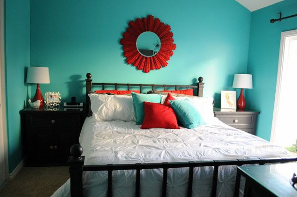 Color Duos for the Bedroom: Their Mood and Meanings