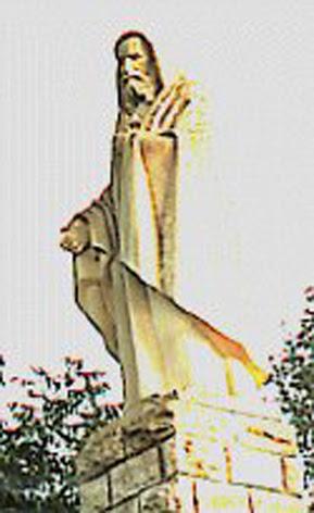 Saint Walfroy le Stylite († 595)