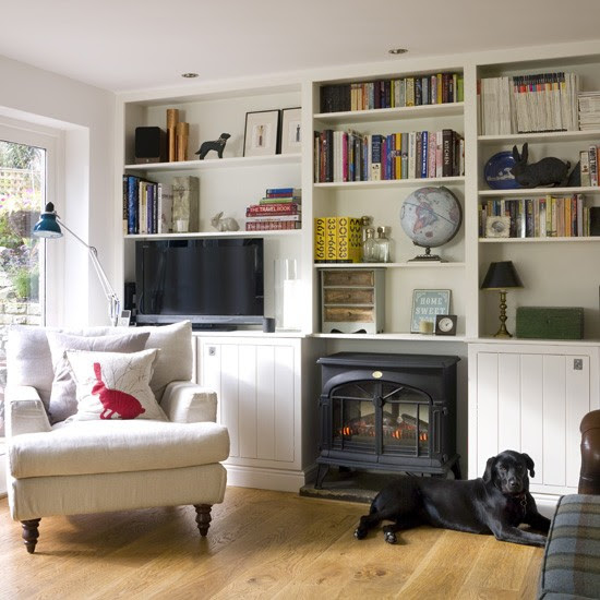 County living room storage | Living room storage ...