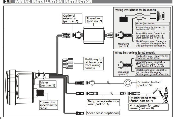 Chevy Speedometer Wiring Diagram - Wiring Diagram