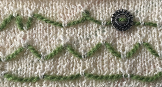 Book review: Decorative Knitting – String Geekery