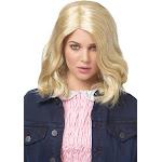 Blonde Strange Girl Costume Wig (Adult)