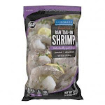 Seamazz 13/15 Iqf Pd T/On Raw White Shrimp, 2Lbs./Pack (Pack Of 10)