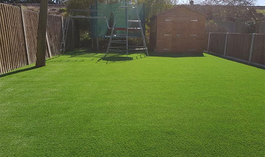 Making a back garden less muddy | Perfect Grass Ltd