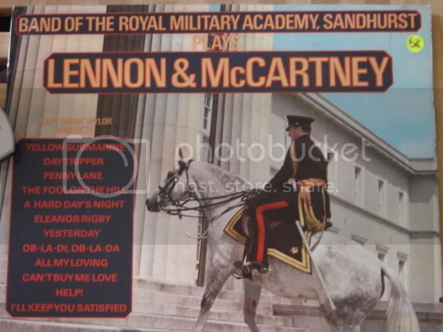 Band of the Royal Military Academy, Sandhurst