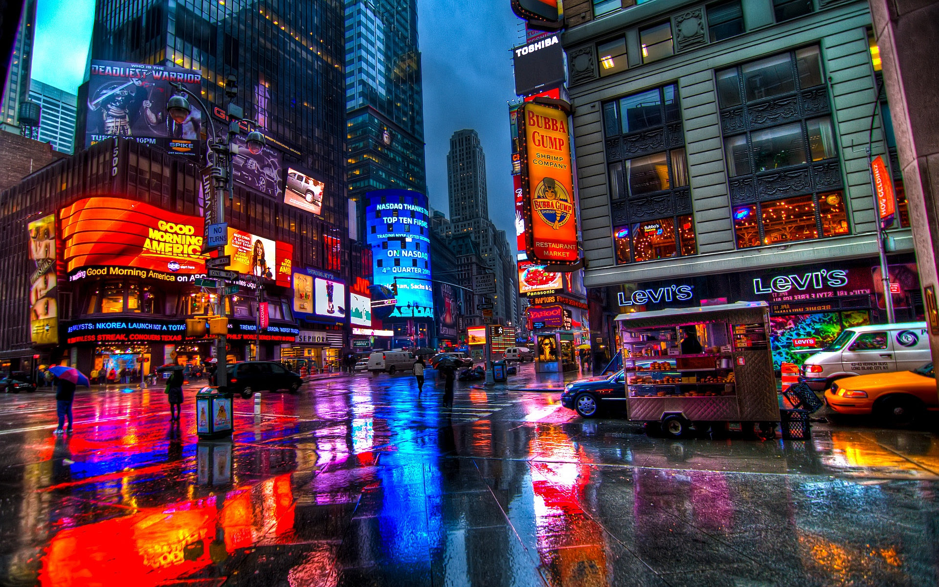 Times Square Image Free Times Square Wallpaper 14578