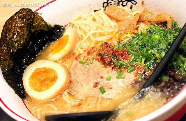 Ajitama Tonkotsu Ramen