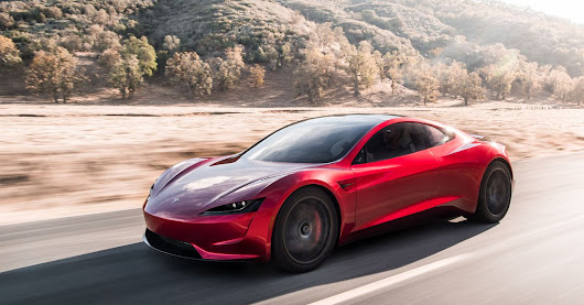 The Tesla Roadster will start at $200,000