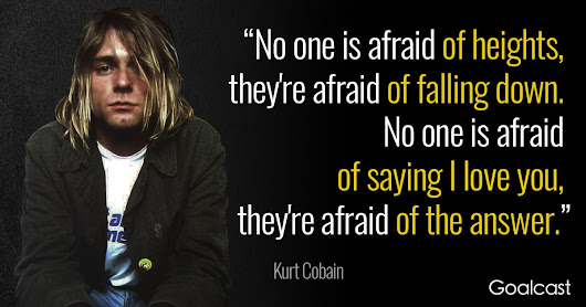 12 Highly Emotional Kurt Cobain Quotes that Will Tug at Your Heart Strings