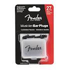 Fender Musician Series Black Ear Plugs