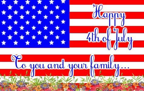 To You And Your Family. Free Happy Fourth of July eCards
