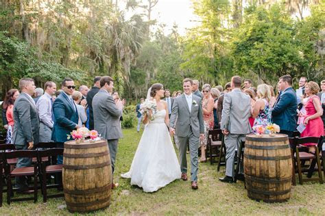 Destination Wedding at Magnolia Plantation and Gardens ? A