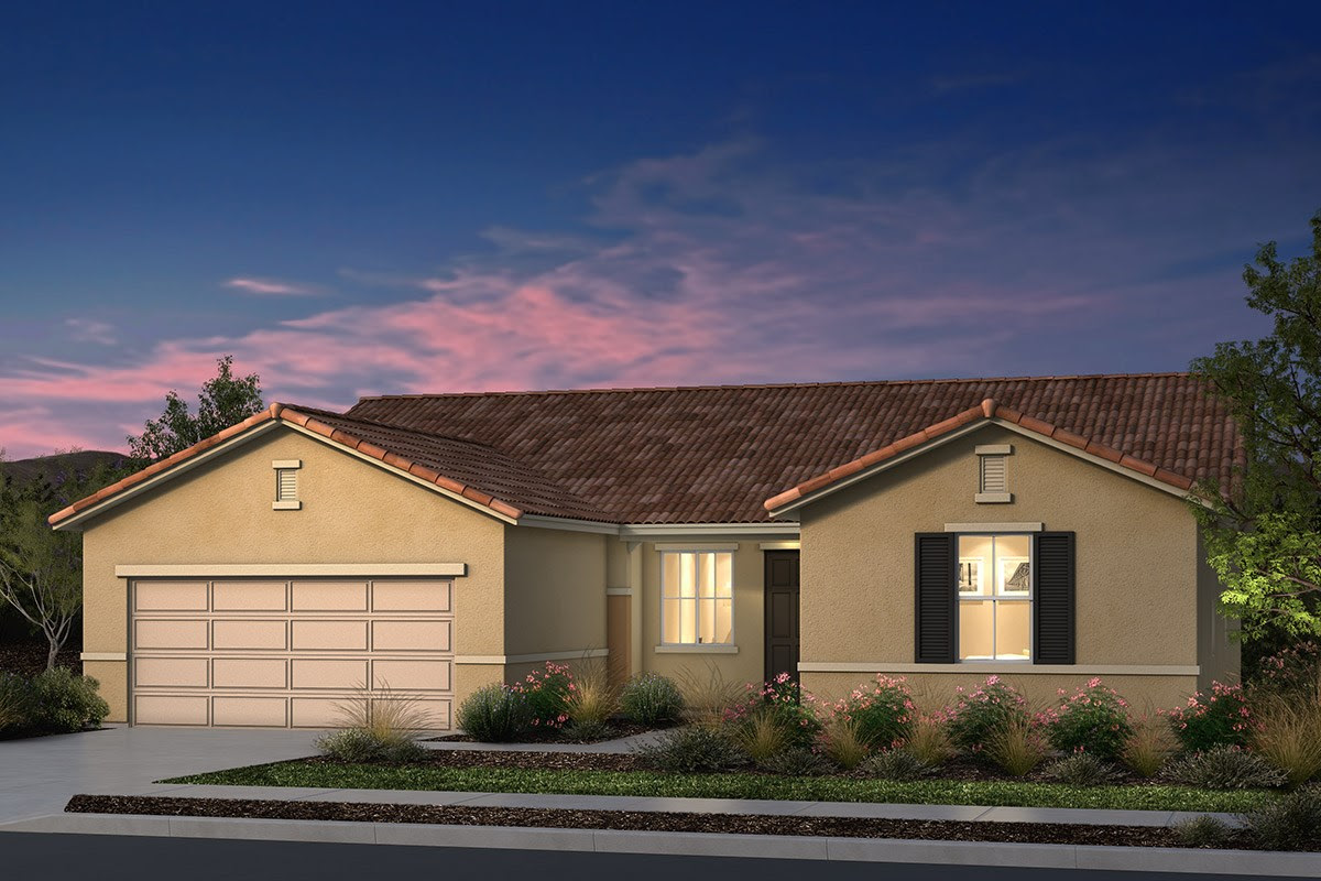 New Homes for Sale in Manteca, CA  Palermo Estates Community by KB Home