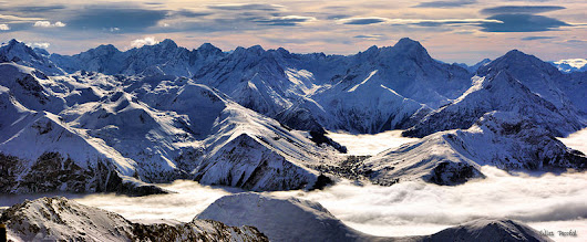 Top 10 Glaciers to Ski in Europe - Skiing in the Summer
