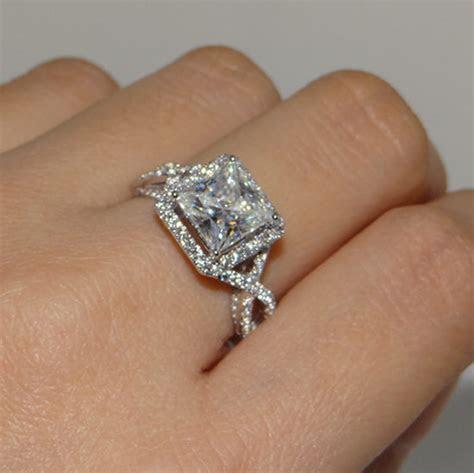 size  diamond ring wedding promise diamond wedding ring