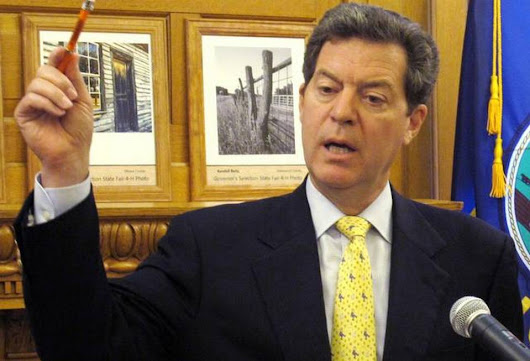 Adjusted Kansas numbers show $238 million budget shortfall