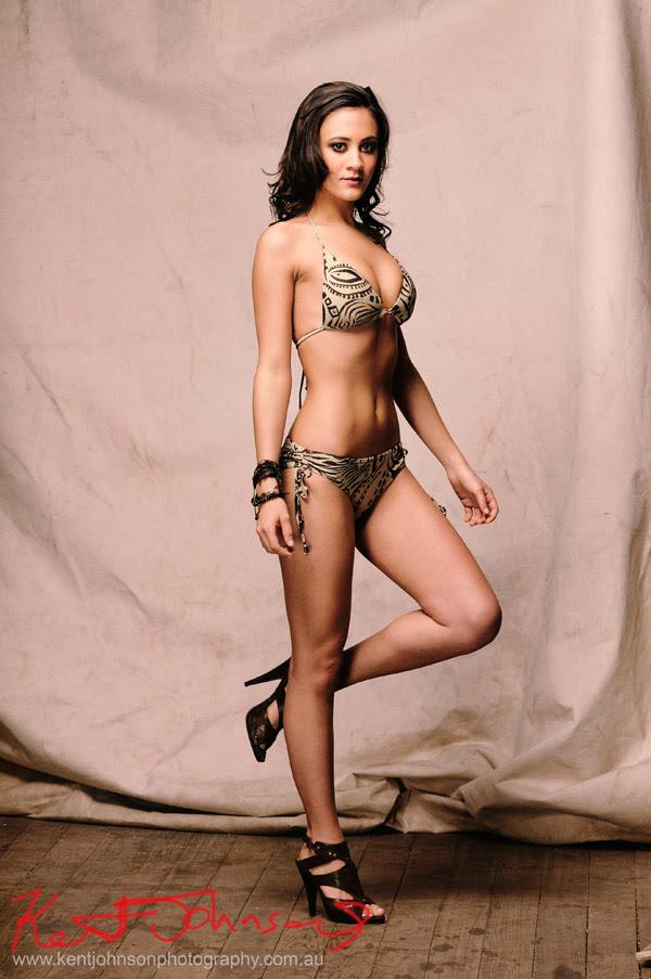 Modelling Portfolio Shoot Swimwear Shot