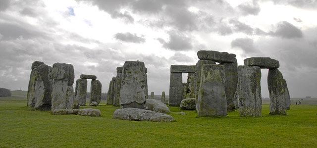 Vista panorámica del monumento de Stonehenge, en Reino Unido. | Efe