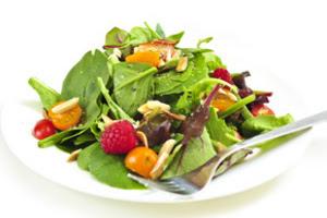 Безсолевая дієта має на увазі вживання несолоної їжі