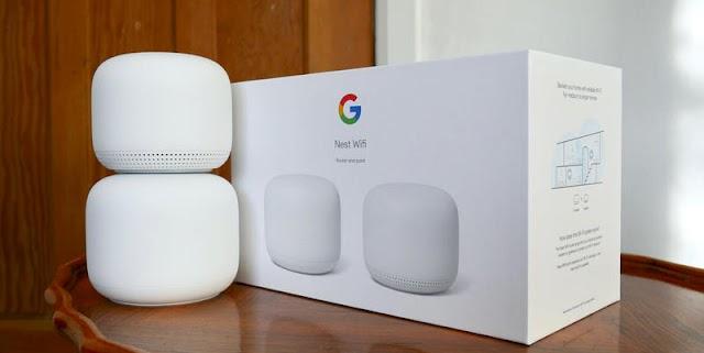 【Google Nest WiFi Router 雙機裝】Mesh WiFi 路由器報價 網店優惠$2500