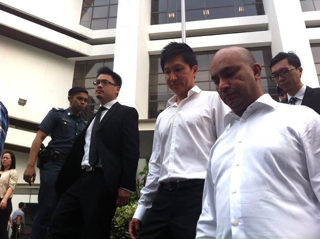 City Harvest church founder Kong Hee says he is confident he will be vindicated from the charges currently levelled against him. (Yahoo! photo/Gail Chai)